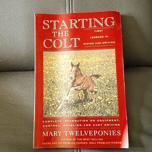 Horse Training Book Paperback